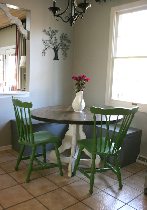 How To Build A Round Table Top Roots Wings Furniture Llc