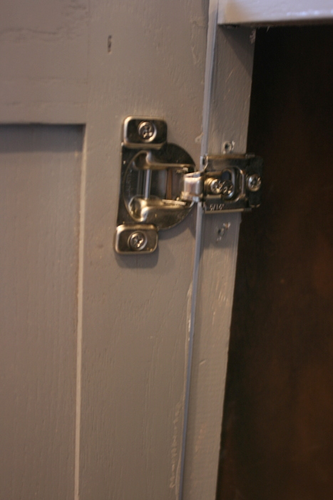 How To Install Overlay Hinges Roots Amp Wings Furniture Llc