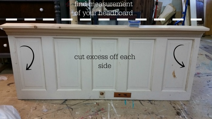 How To Up Cycle An Old Door Into A