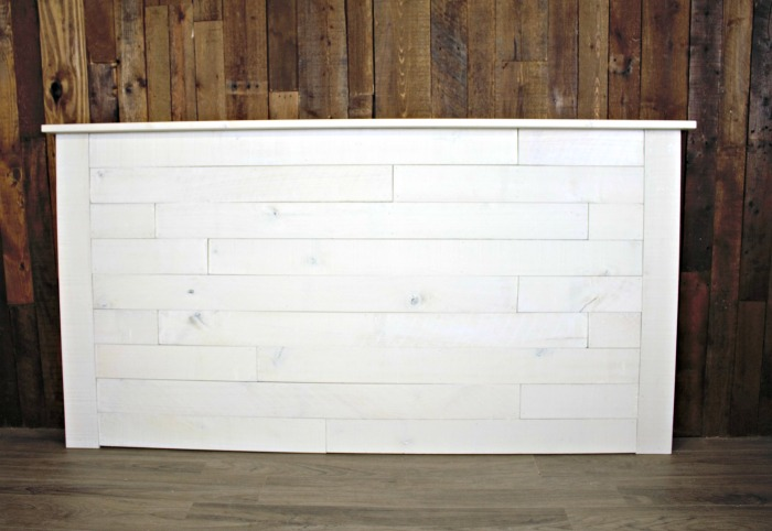 How To Make A Shiplap Headboard Roots