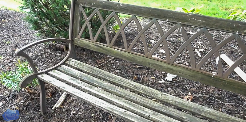 Awesome How To Replace Garden Bench Slats Roots Wings Furniture Llc Beatyapartments Chair Design Images Beatyapartmentscom